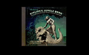 Miklos Rozsa 1942 musical portrait of Rudyard Kiplings Jungle Book.
