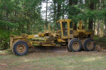 County Roadgrader