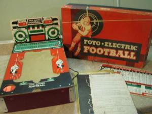 Foto Electric, the ultimate home football game