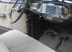 1948 Chevrolet Dash