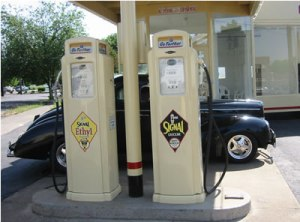 Signal Gasoline Pumps