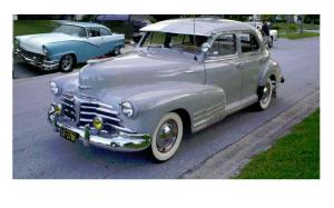 The Willson's family car