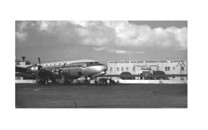 Western Airline DC-6B