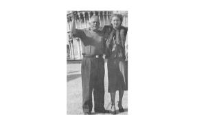 Uncle Dino and Aunt Loretta