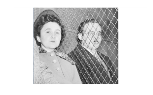 Julius and Ethel Rosenburg executed