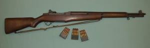 The M1-Garand - a soldiers best friend