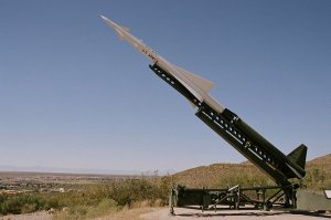 Gary's cousin Bud's Missile - A Nike - Ajax