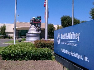 Canoga Park - home to Rocketdyne