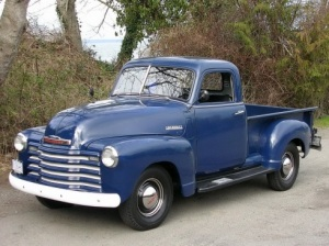 48 Chevy Pickup