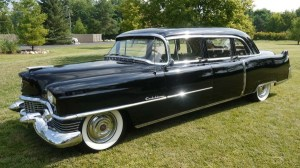 Glenn's 1954 Cadillac Limo