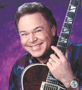 Backing Roy Clark