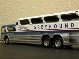 Grayhound Scenicruiser