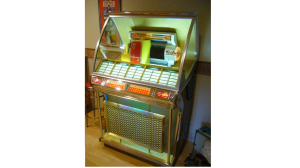 Seeburg the Cadillac of Jukeboxes