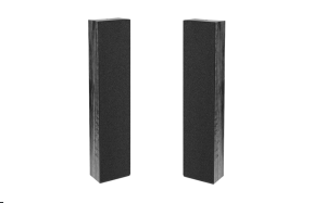 Boss Speaker Systems column speakers