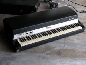 Fender Rodes the Cadilac of Electric Piano