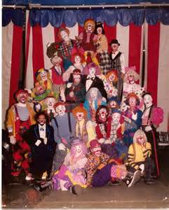 Members of Clown Alley