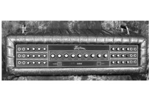 Kustom 300 bass amp