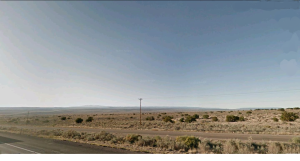 The almost endless expanse across New Mexico on Interstate 30
