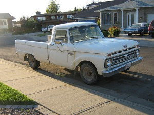 Old Blue - 1966 Ford F100 - V8