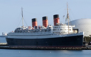 Her Majesty the RMS Queen Mary of Long Beach