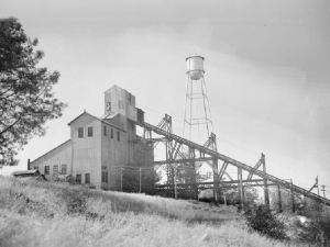 The infamous Argonault Mine