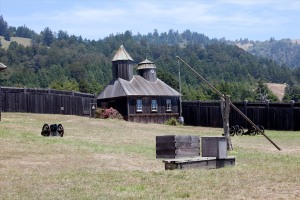 Historic Fort Ross