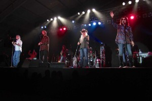 Grand Stand performance - The Oak Ridge Boys