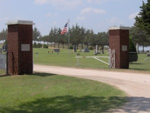 Riverside Cemetery - Kiowa Ks.