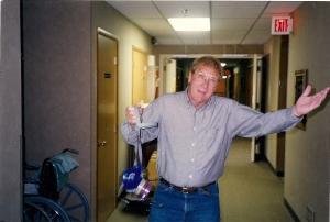 Hospital Administrator Buck McKinney