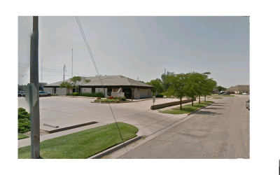 Arriving at Rogers, Duncan and Dillehay - Roberts first Wichita traffic driving experience