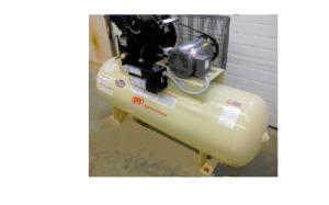 Ingresol Rand Vacuum System