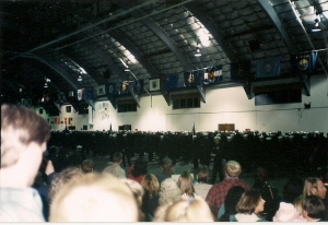 Freedom Hall - A true family gathering