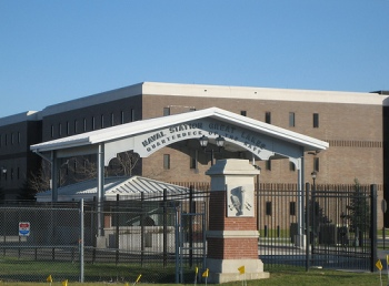 Home to 650 recruits - Great Lakes Naval Station