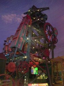 Silver Legacy Mining Machine