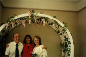 Gary, Liz & Fran