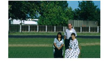 Sashi, Gary and Brenda