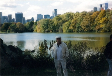 Gary at Central Park