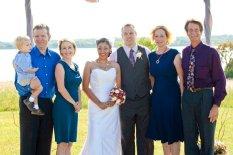 Jeremy, Brennan . Sandra, Nancy, Rob - Jan and husband Burton